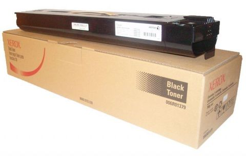 Тонер-картридж Черный Xerox 700, 700i, 770 Pro, C75, J75 Black (006R01379, 006R01375)