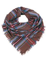 FC820-1 платок, коричневый