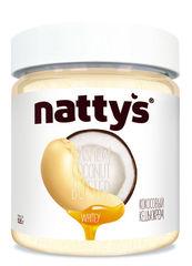 Паста-крем кешью-кокосовая NATTY'S 325 г