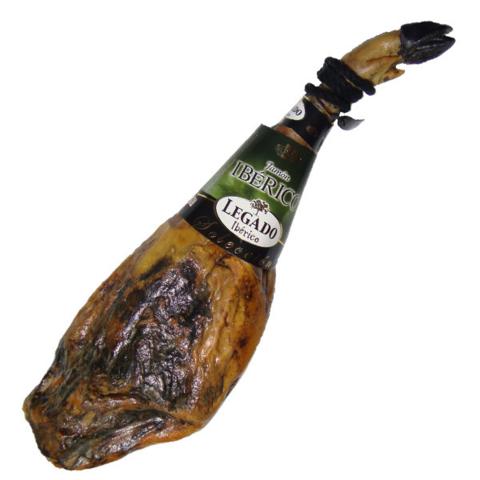 Хамон палета Иберико на кости 30 мес.
