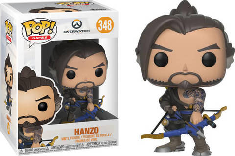Фигурка Funko POP! Vinyl: Games: Overwatch S4: Hanzo 32272