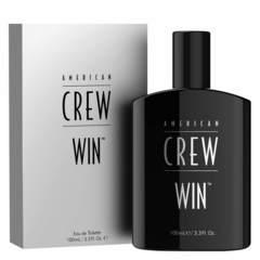 American Crew Win Fragrance For Men - Туалетная вода для мужчин