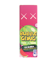 bubble gang Og Bubba 60 мл
