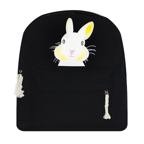 Рюкзак Rabbit Black