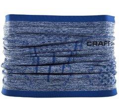 Многофункциональный согревающий баф синий Craft Active Comfort