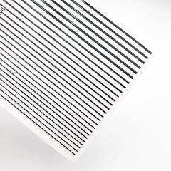 Дизайн полосочки черный