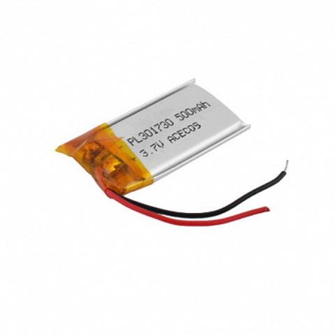 Аккумуляторы литий-полимерный 301730, 3.7V