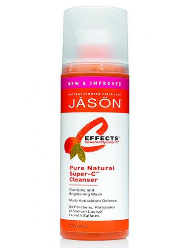 Гель для умывания с витамином С, Jason