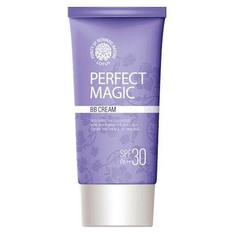 WELCOS Lotus ББ крем многофункциональный Lotus Perfect Magic BB Cream