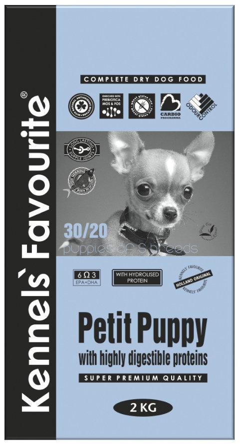 Корм для щенков мелких пород Kennels' Favourite Petite Puppy 27.970.jpg