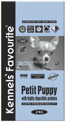 Корм для щенков мелких пород Kennels' Favourite Petite Puppy