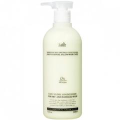 Кондиционер для сухих и поврежденных волос увлажняющий, бессиликоновый La'dor Moisture Balancing Conditioner