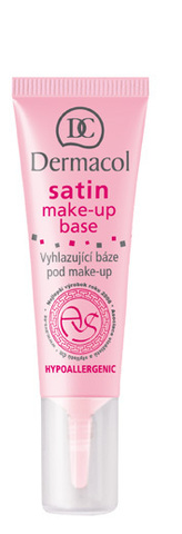 Dermacol Satin Make-Up Base Матирующая база под макияж с выравнивающим эффектом, 10мл