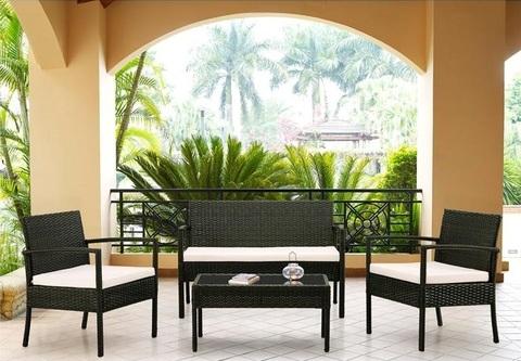 Комплект плетеной мебели MLM-210000