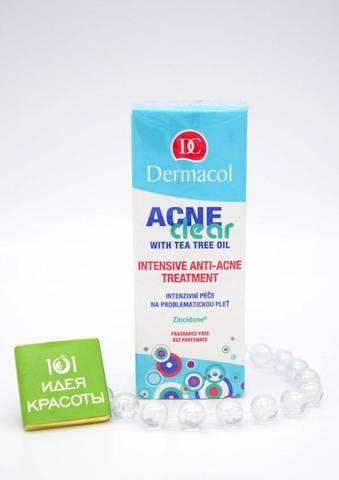 Dermacol ACNECLEAR Интенсивный локальный уход за проблемной кожей