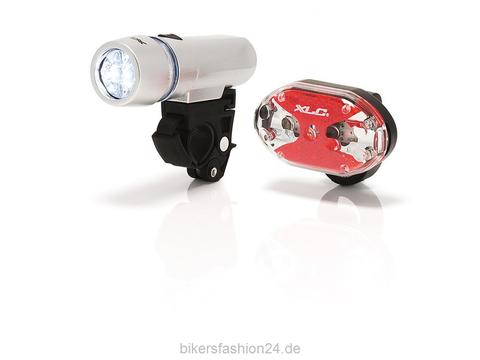 фонарь велосипедный XLC Комплект Triton/Thebe CL-S03