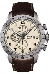 Мужские швейцарские наручные часы Tissot T-Sport V8 T106.427.16.262.00