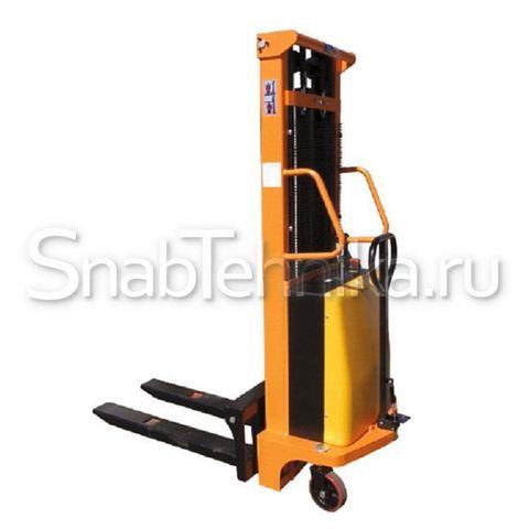 Штабелер с электроподъемом NIULI CTD 15-30