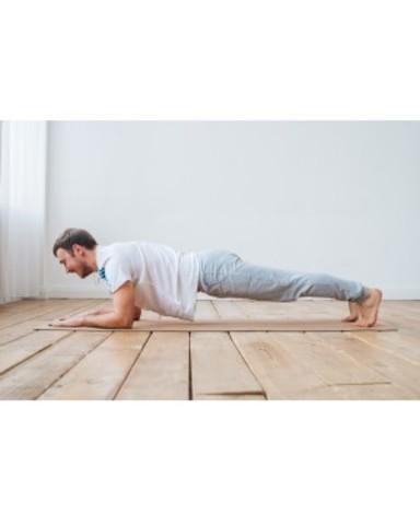 Пробковый коврик для йоги Fantasy 183*61*0,3см