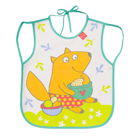 Нагрудный фартук Happy Baby BABY BIB WITH HANGERS Арт.16011N Mint