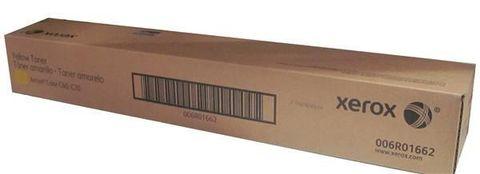 Тонер-картридж желтый для XEROX Color C60 / C70. Ресурс 34К (006R01662)
