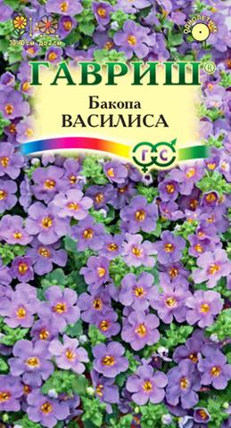 Семена Цветы Бакопа Василиса