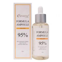 Esthetic House Formula Ampoule Collagen - Сыворотка для лица с коллагеном