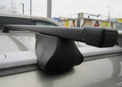 Багажник Интегра с прямоугольной поперечиной 120 см.