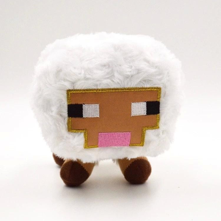 Плюшевая Овца из Майнкрафта
