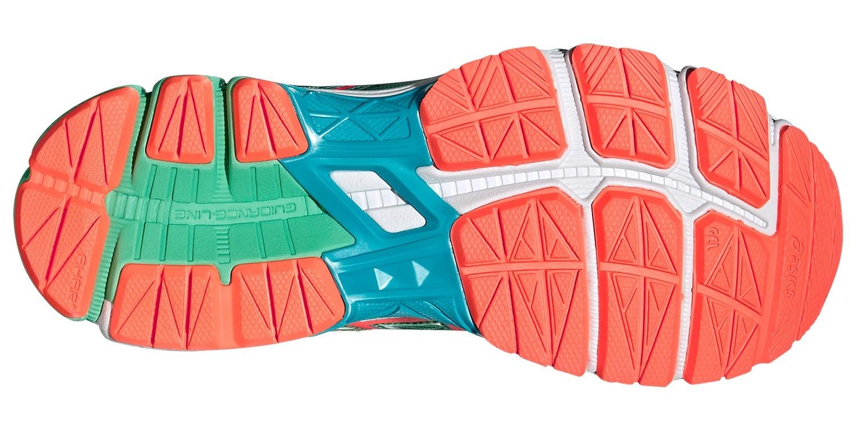 Женская беговая обувь Asics GT-1000 4 (T5A7N 8706) фото