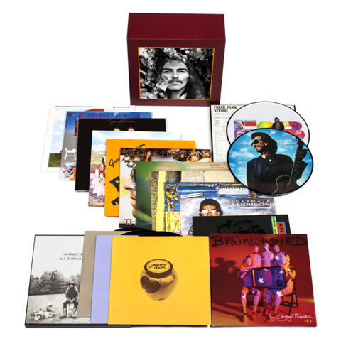 George Harrison / The Vinyl Collection (16LP+2x12