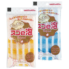 Мочалка для тела массажная, KOKUBO, Sugoe - Awa Body Towel, 24*100 см