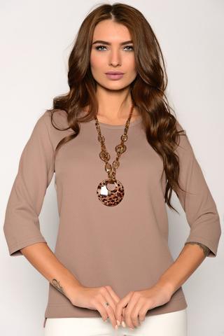 Оригинальная блуза, которая точно вызовет белую зависть у подруг. Шикарно, необычно, современно. Рекомендуем. (Длина по спинке: 44-62см; 46-63см; 48-64см; 50-65см; 52-66см;)