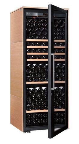 Винный шкаф EuroCave V Collection L светлое дерево, стандартная комплектация