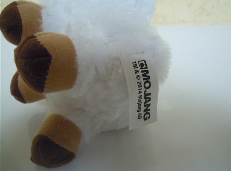 Мягкая Овца из Майнкрафта