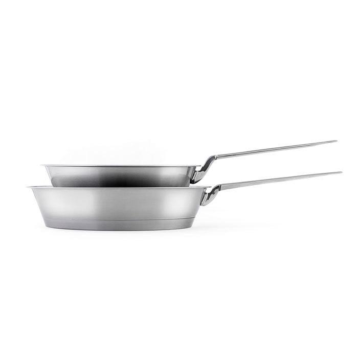 Набор сковород 24/28 см NEST 2 предмета, артикул 13577974, производитель - Beka
