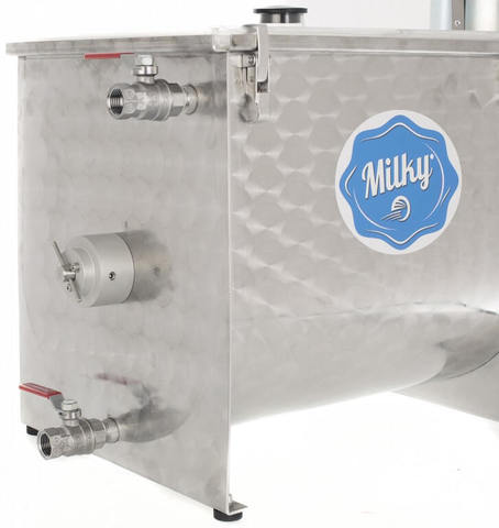 Электрическая маслобойка Milky FJ 32. Фото 3