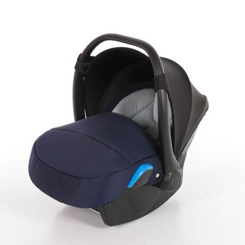Детское автокресло Junama синее