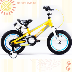 "Велосипед Royal Baby ""Freestyle Space №1 Alloy 12"" (Роял Беби)"