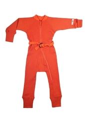 Термокомбинезон ManyMonths, Оранжевый (шерсть мериноса 100%)