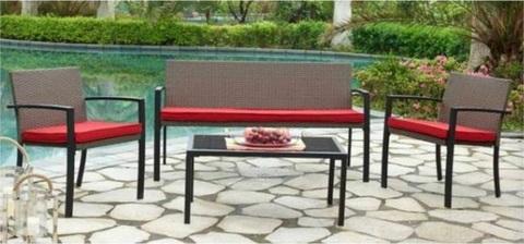 Комплект плетеной мебели MLM-210156