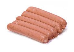 Колбаски лососевые замороженные, 400г