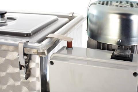 Электрическая маслобойка Milky FJ 32. Фото 7