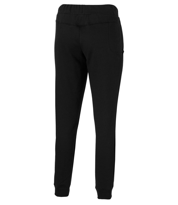 Женские разминочные штаны Asics Knit Pant (130517 0904) черные фото
