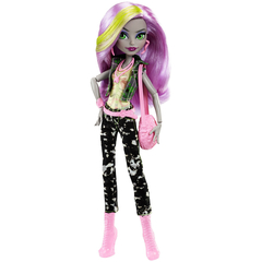 Кукла Монстер Хай Моаника Ди'кей (Moanica D'kay) - Добро пожаловать в Школу Монстров , Mattel