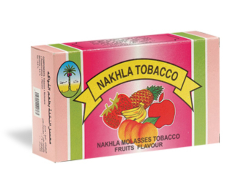 Купить табак для кальяна Nakhla Мультифрукт в Пятигорске