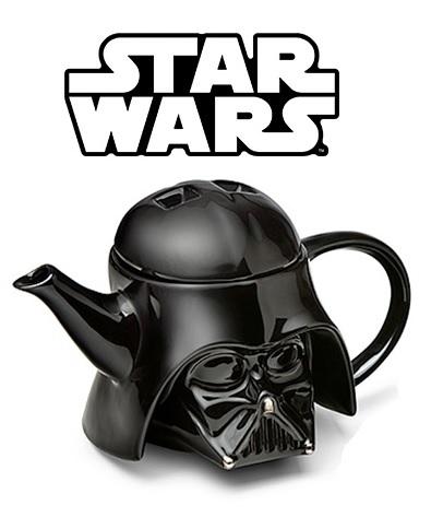 Звездные войны Чайник керамический Дарт Вейдер
