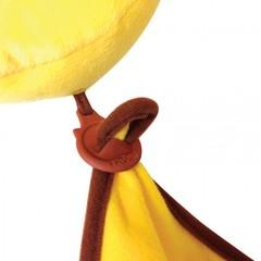 Подголовник Yondi Lion желтый