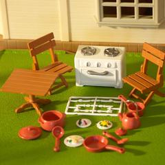 Набор игрушечной мебели для кухни Happy family 012-04B (PT-00312)