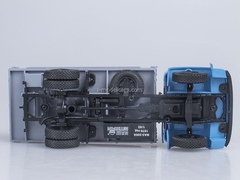 MAZ-500A board blue-gray 1:43 Nash Avtoprom
